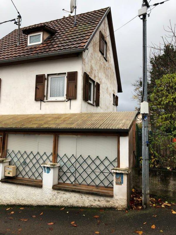 Maison-Villa - Bernardswiller