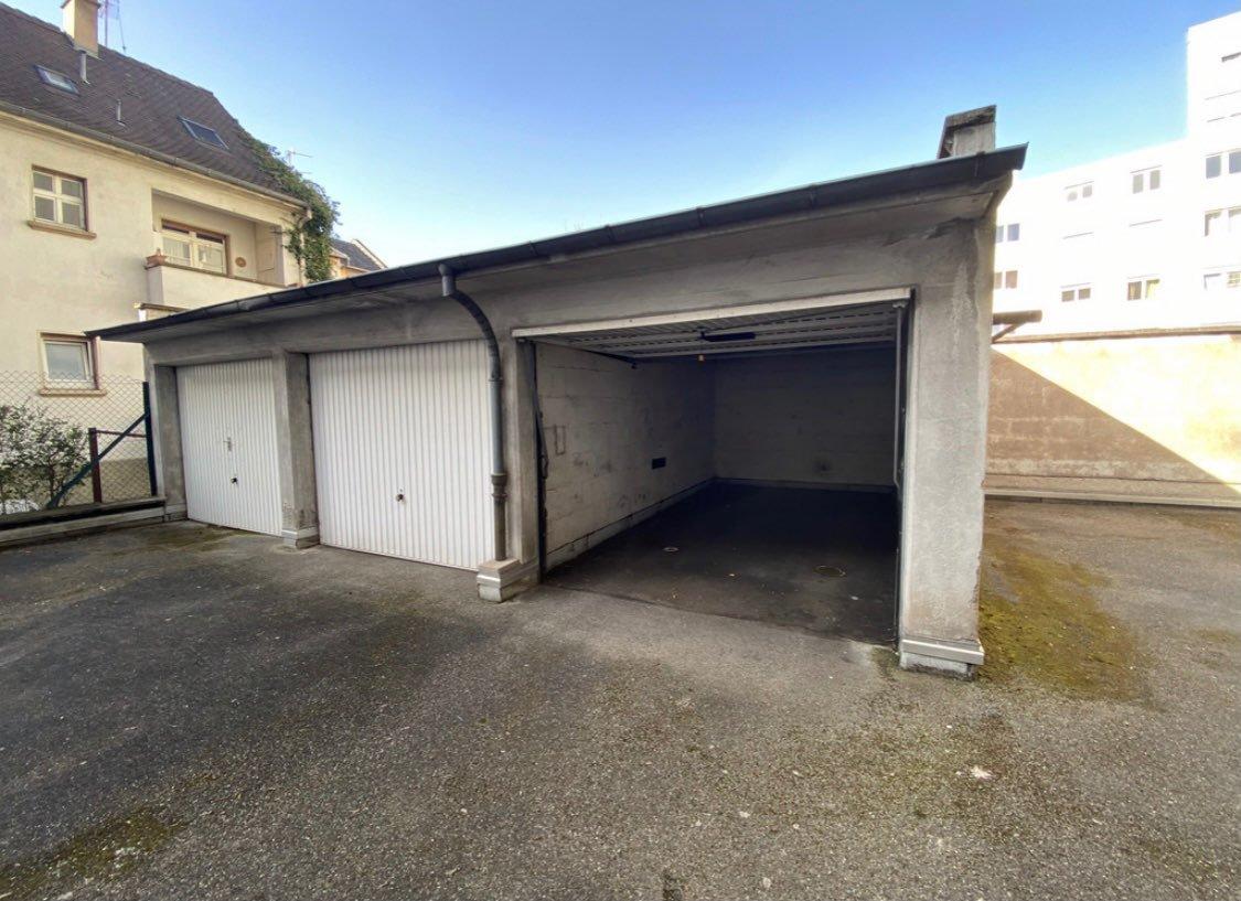 Garage - Strasbourg